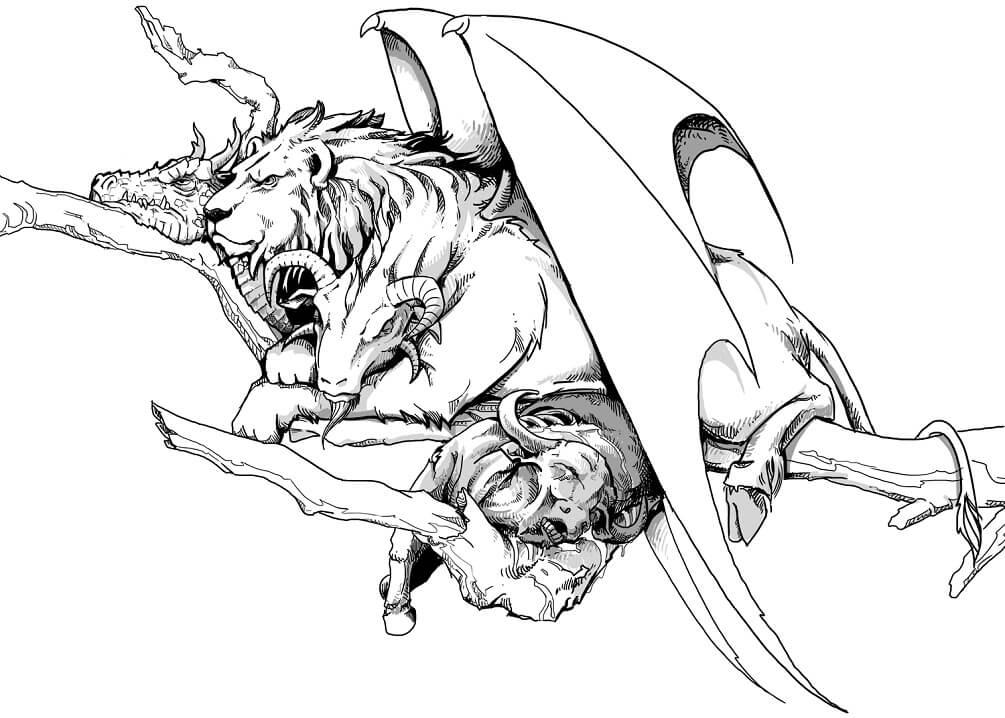 Fantasy Chimera