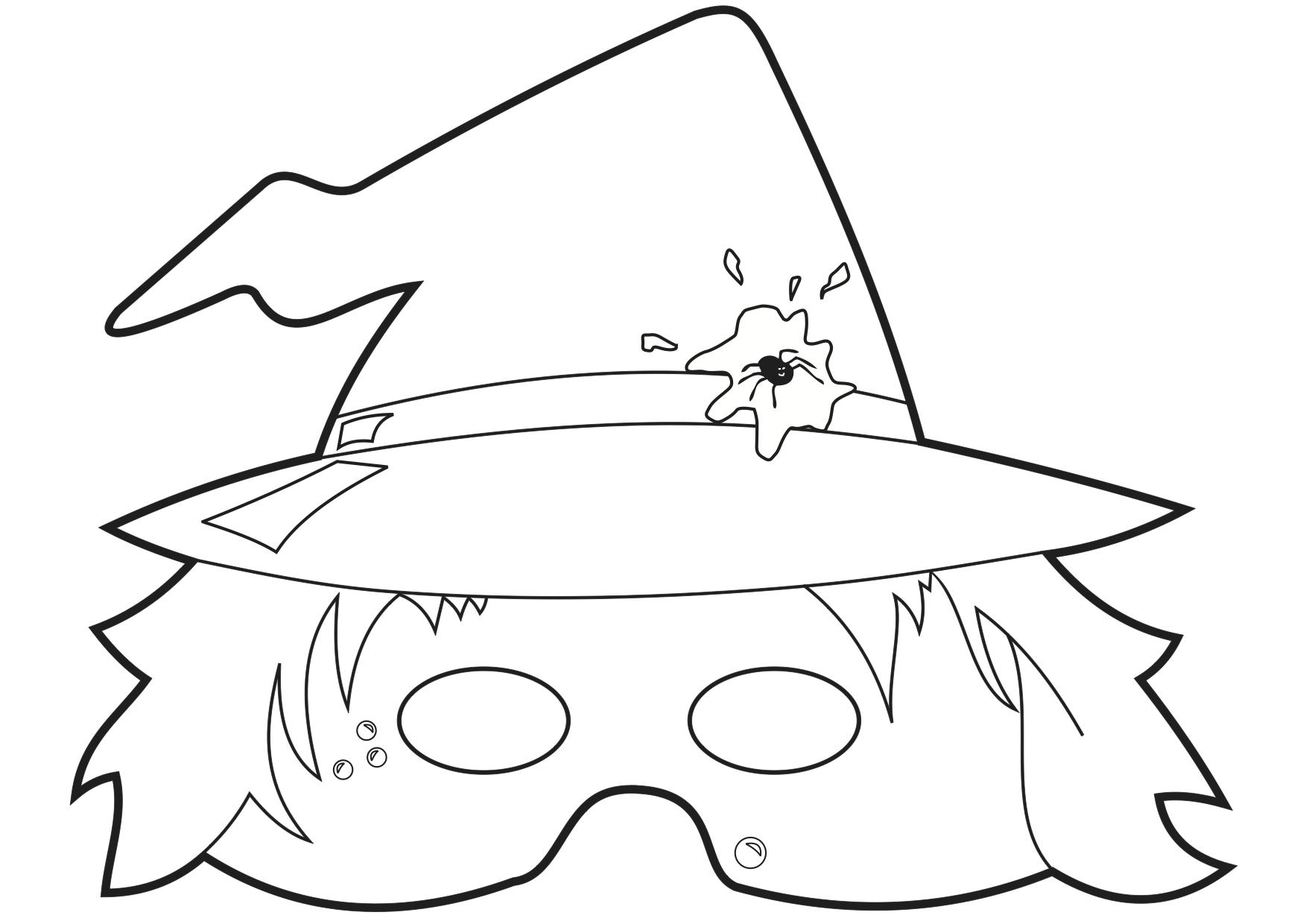 Favorite Halloween Mask