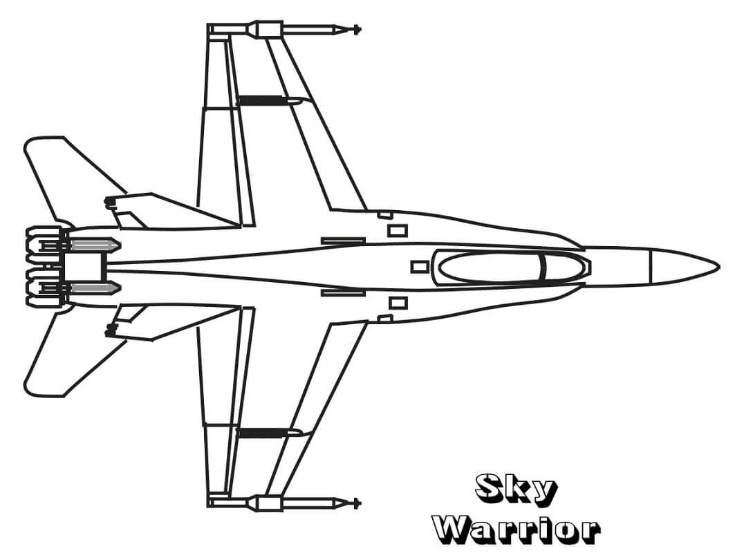 Ferocious Fighter Jet