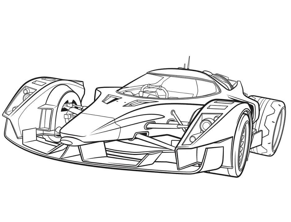 Film Race Car