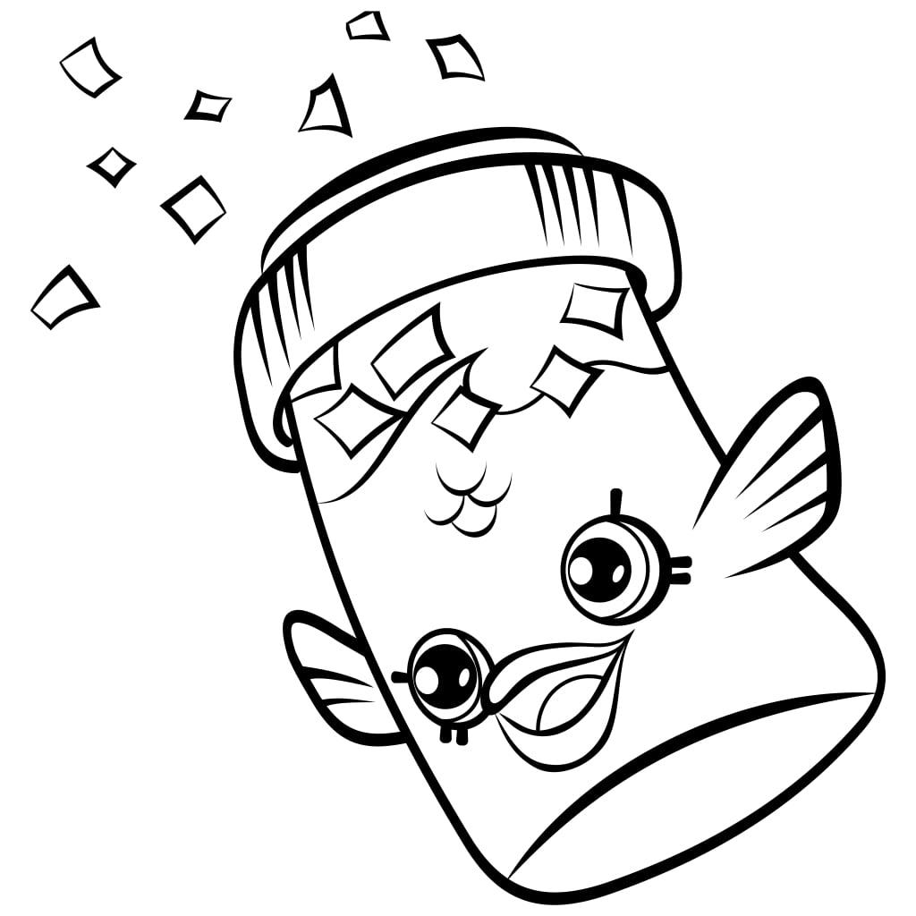 Fish Flake Jake Shopkin