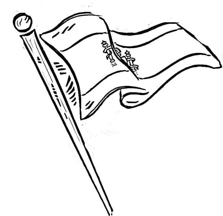Flag Of Spain 1