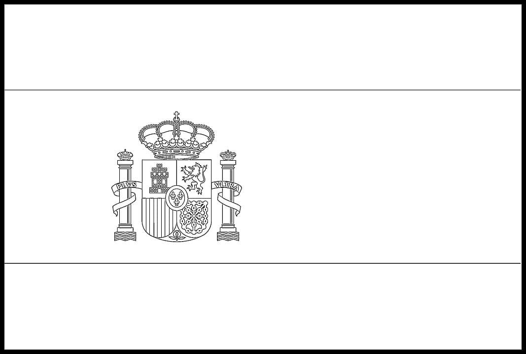 Flag Of Spain 2