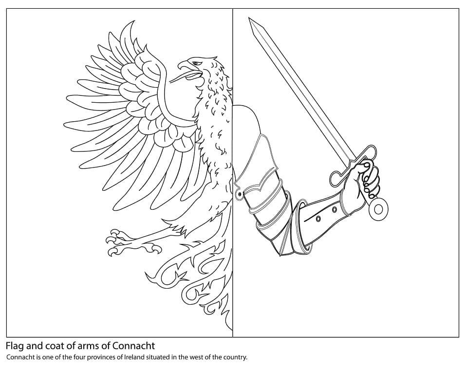 Flag of Connacht