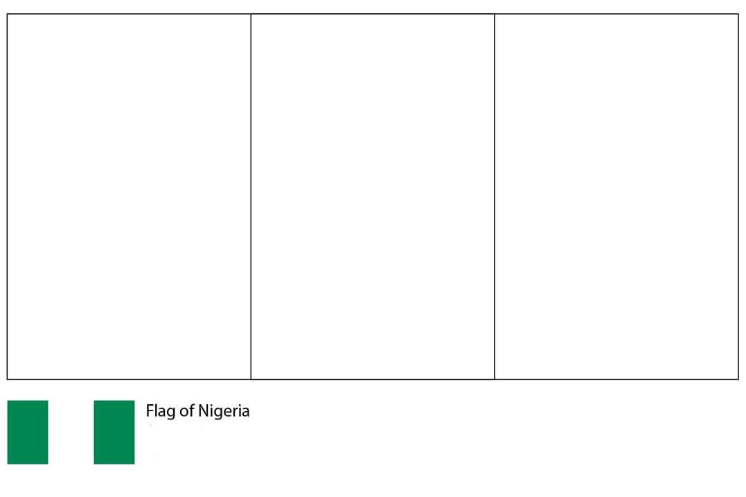 Flag of Nigeria 1