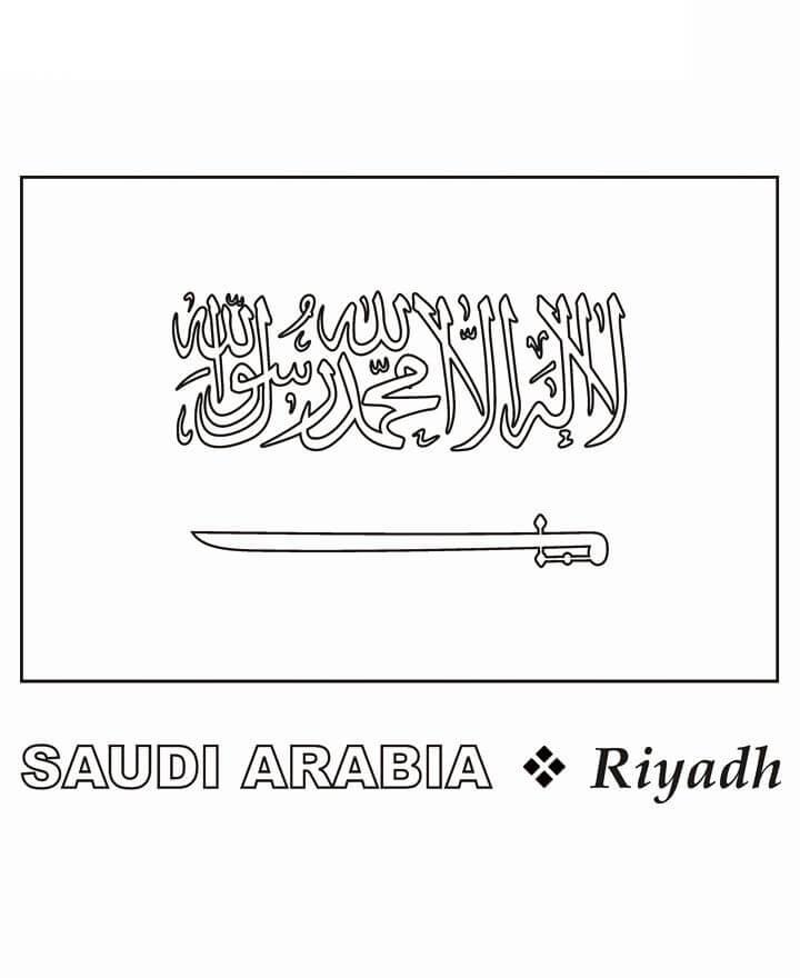 Flag of Saudi Arabia 2