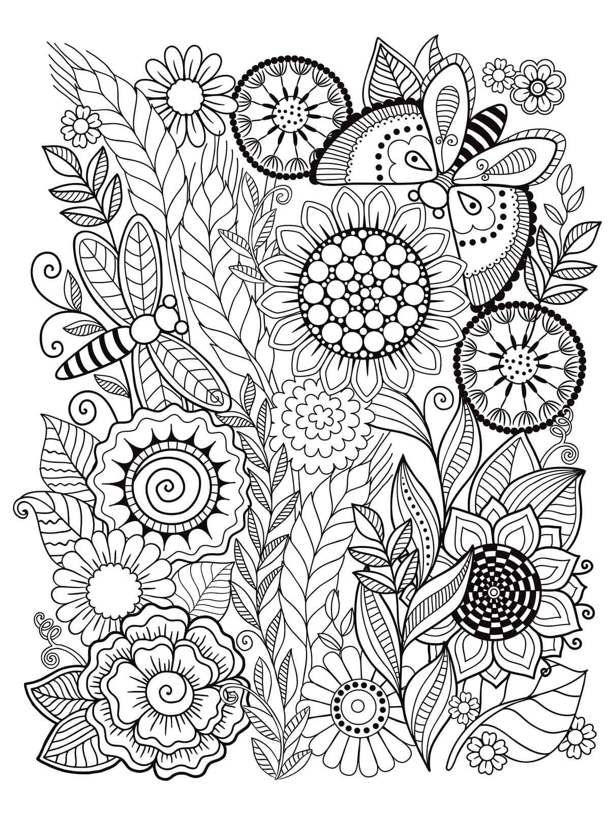 Flower Mindfulness 3