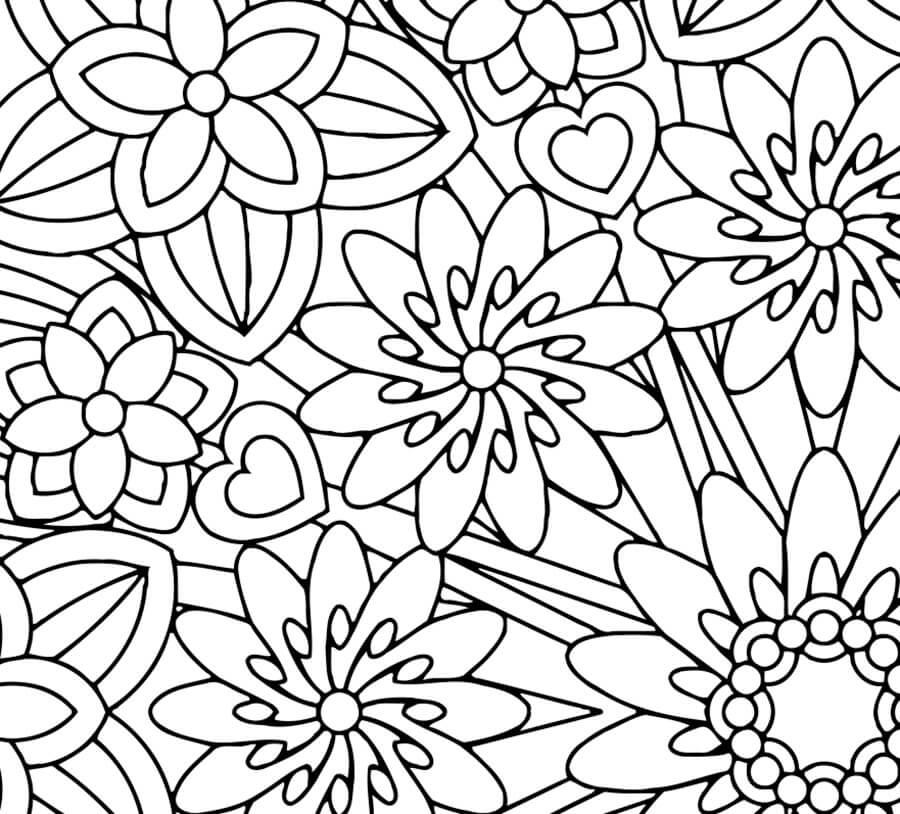 Flower Mindfulness