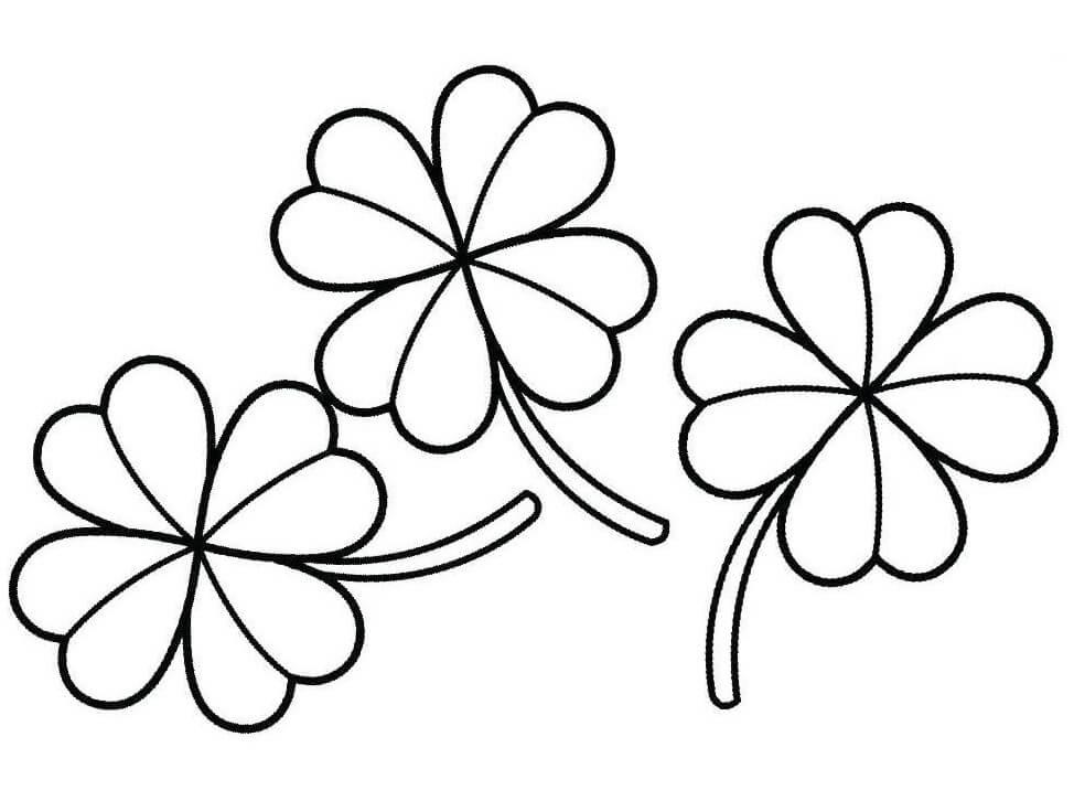 Four Leaf Clover 10