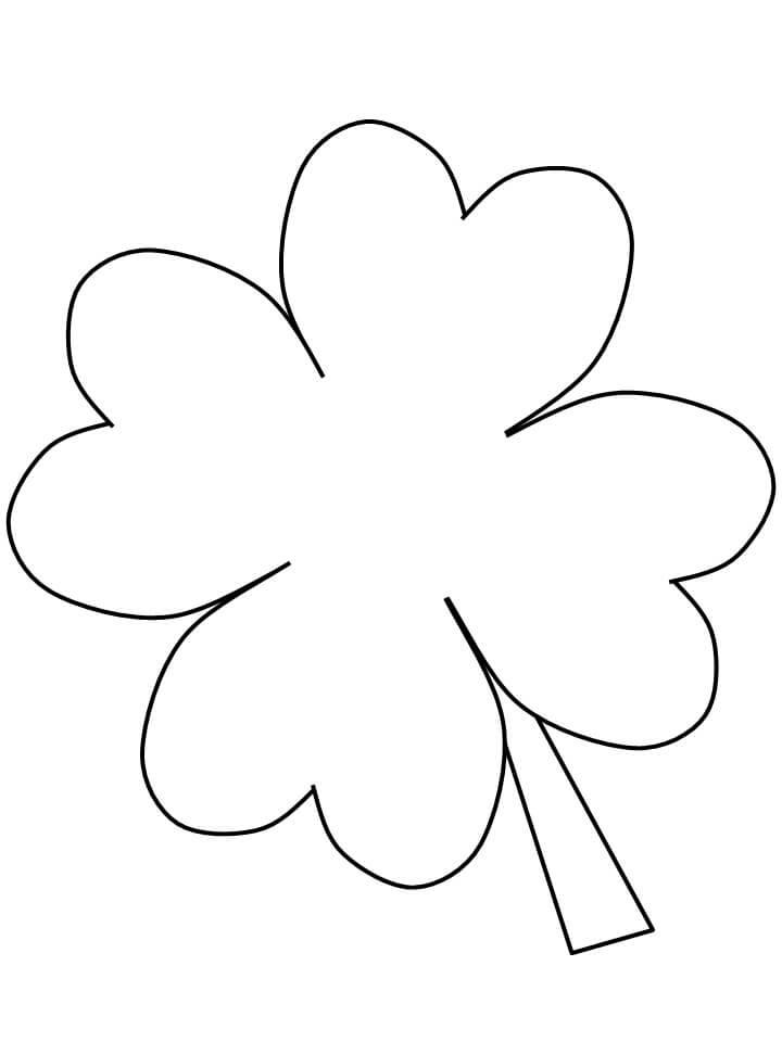 Four Leaf Clover 5