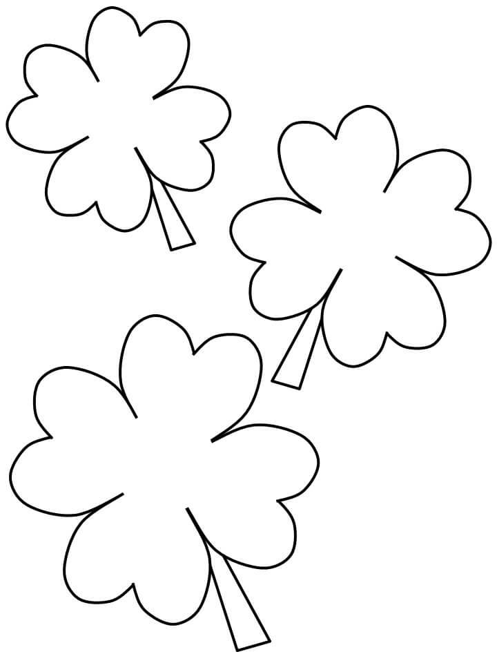 Four Leaf Clover 8