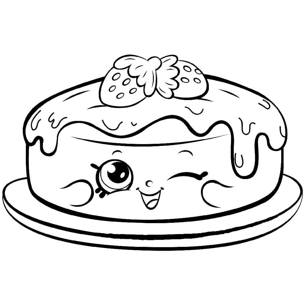 Fran Pancake Shopkin