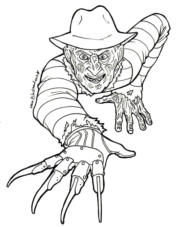 Freddy Krueger 3