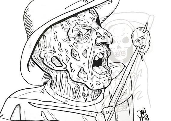Freddy Krueger 4