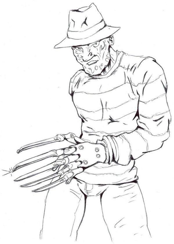 Freddy Krueger 6