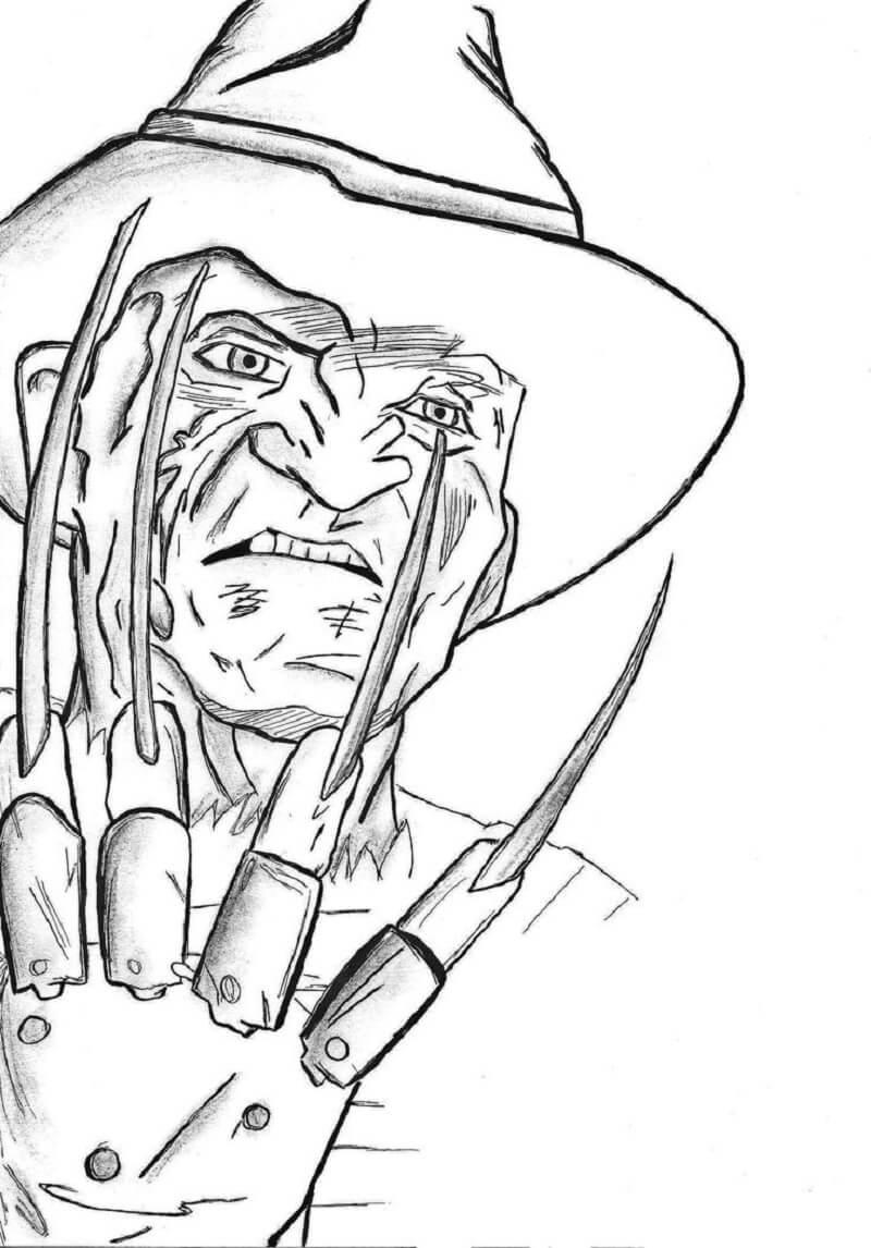 Freddy Krueger 7