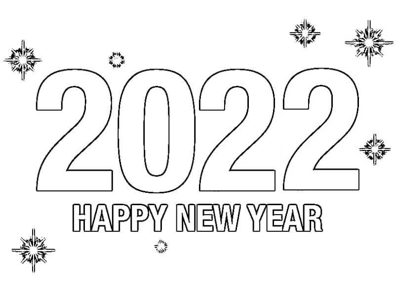 Free Happy New Year 2022