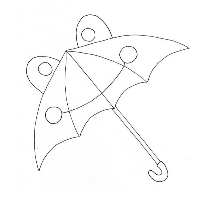 Froggie Umbrella