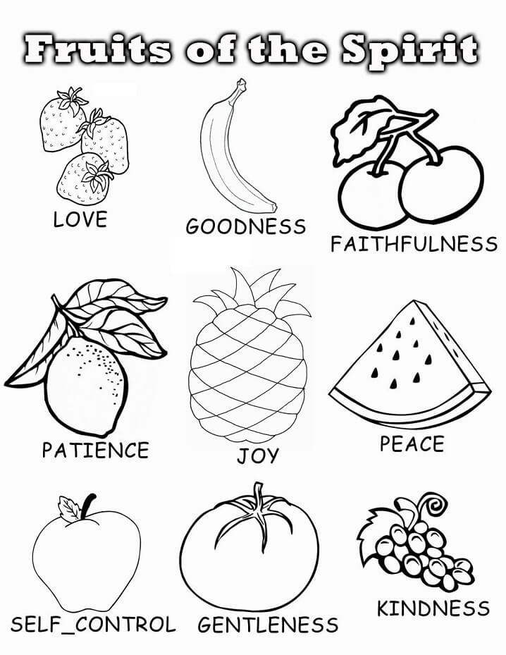 Fruit of the Spirit 3