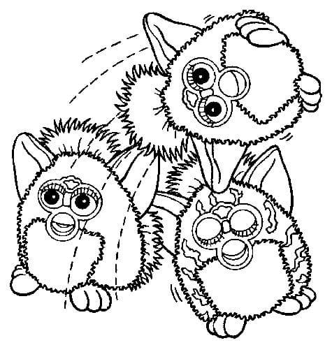 Funny Furby