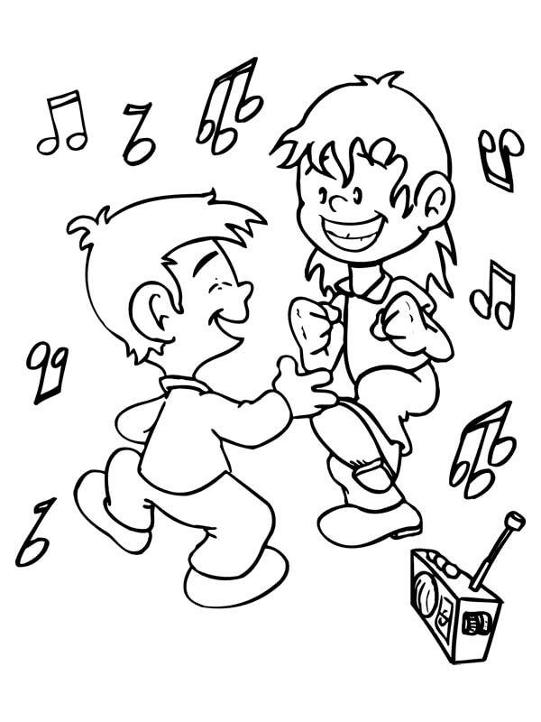 Funny Kids Dance
