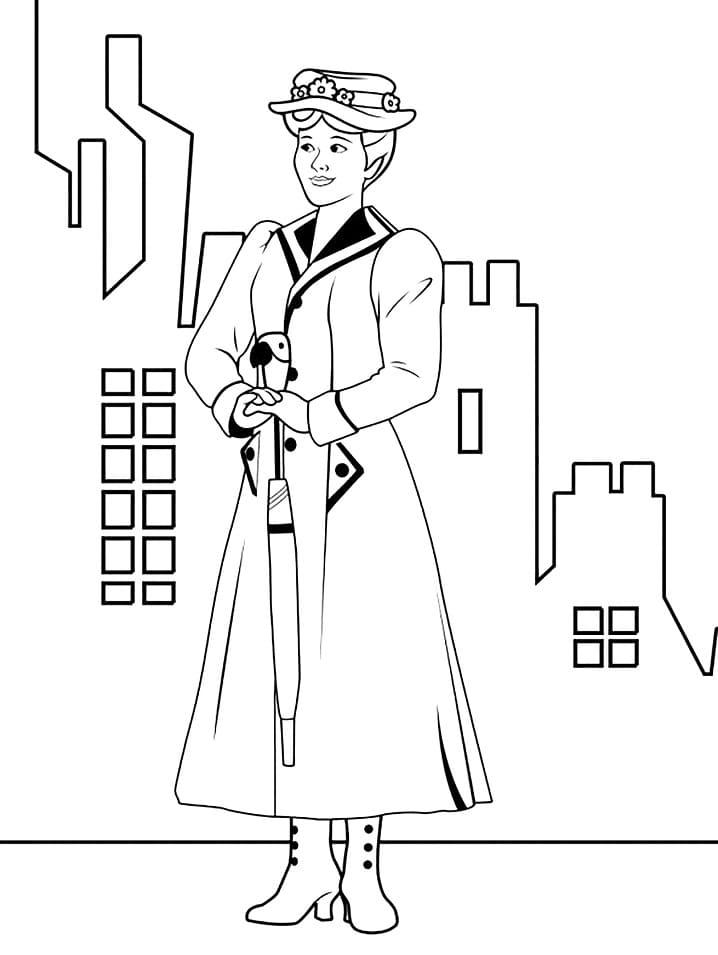 Funny Mary Poppins