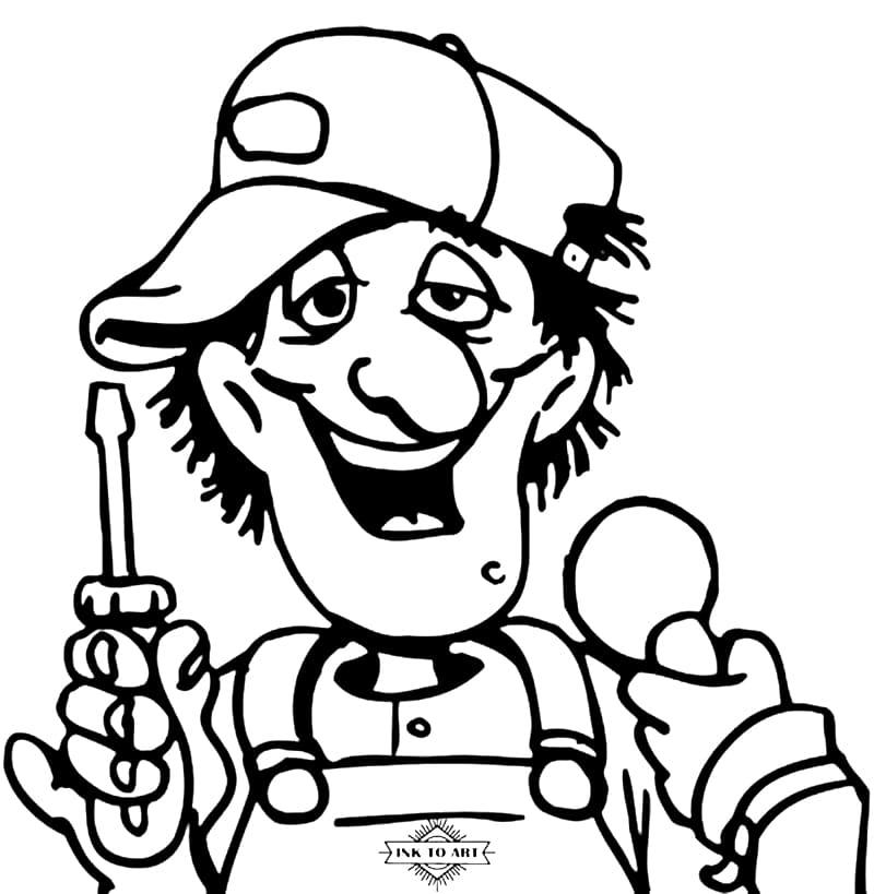 Funny Mechanic