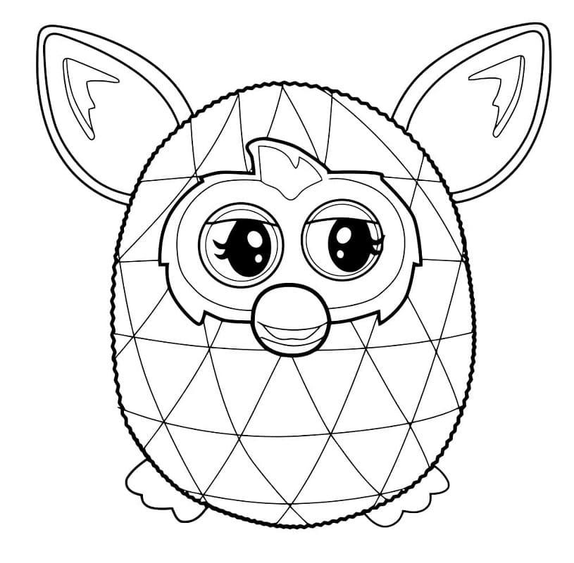 Furby Cute