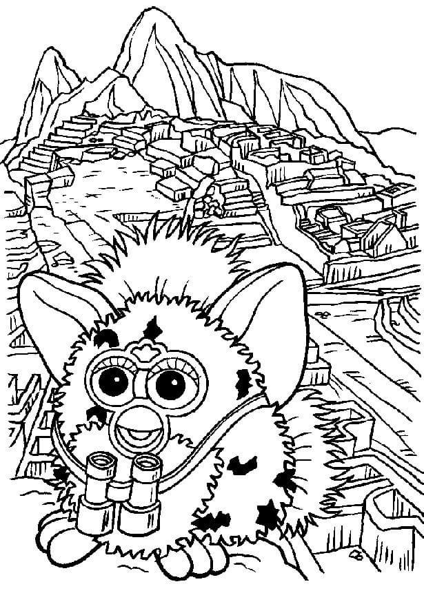 Furby Explorer