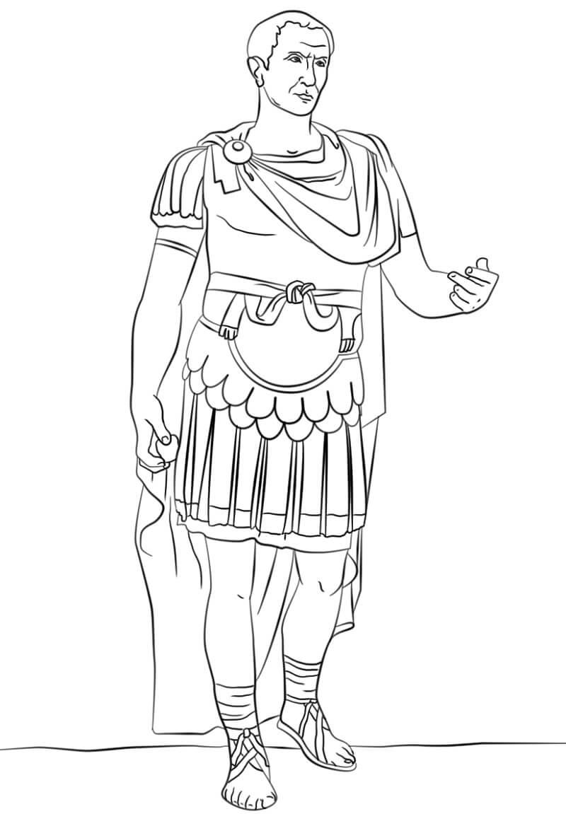 Galius Julius Caesar