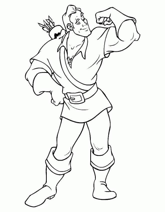 Gaston Disney Villain