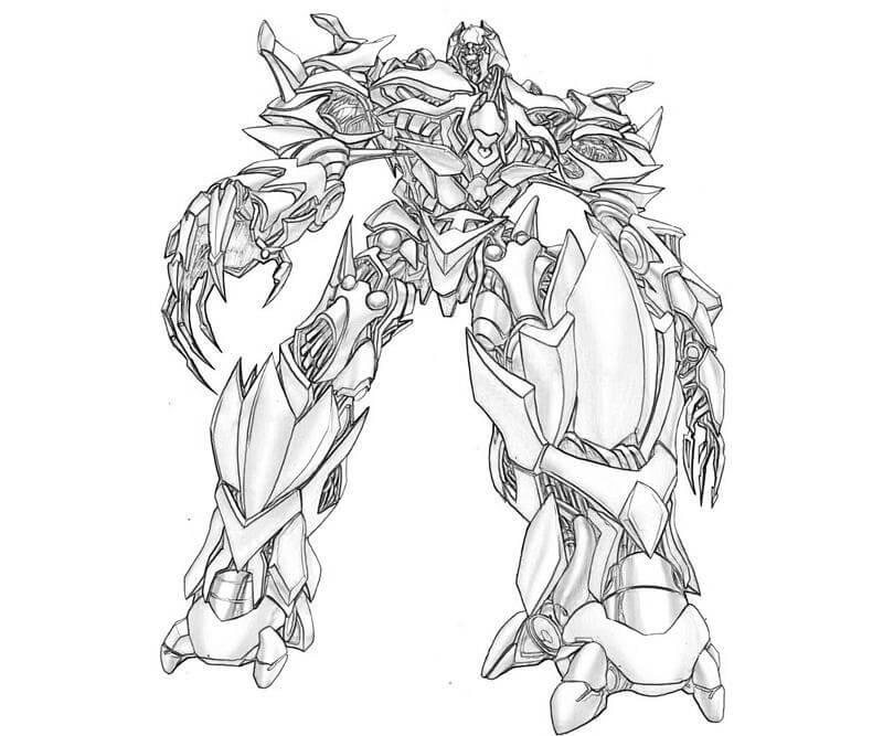 Giant Megatron