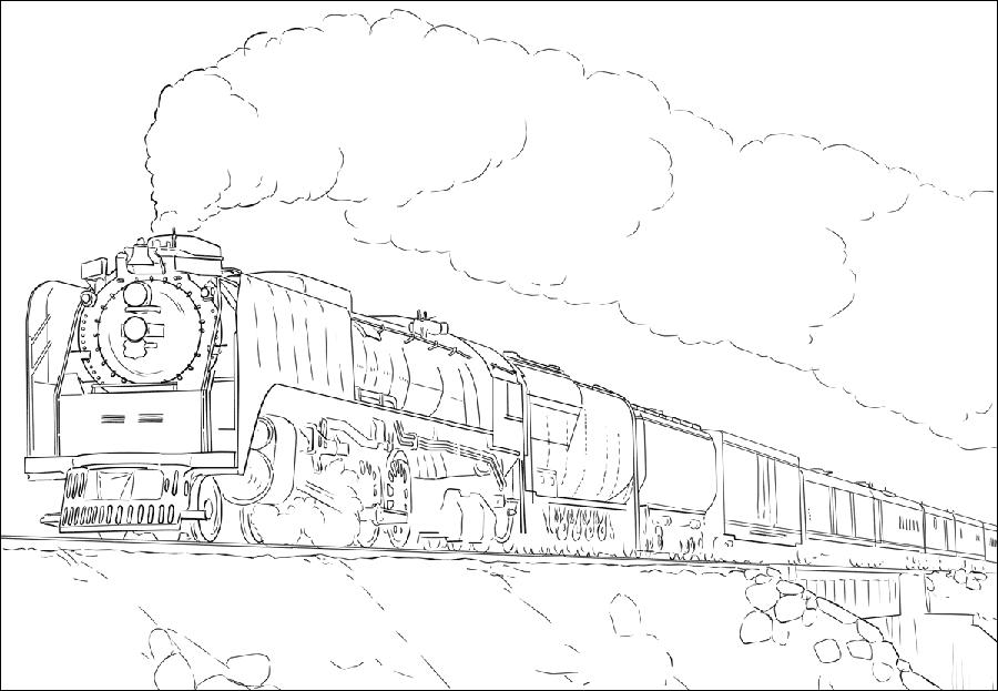 Giant Train
