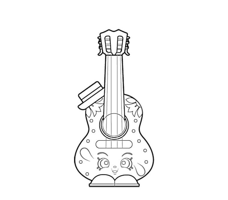 Gilberto Guitar Shopkin