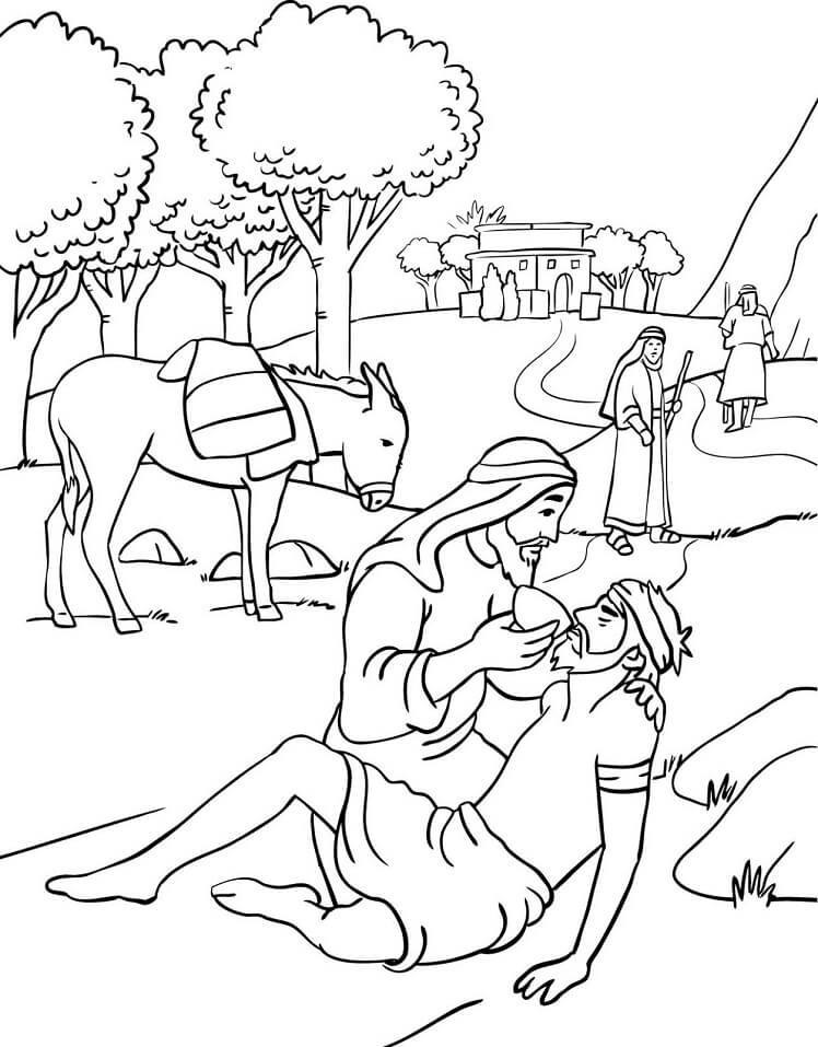 Good Samaritan 1