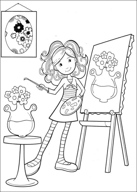 Groovy Girls Drawing