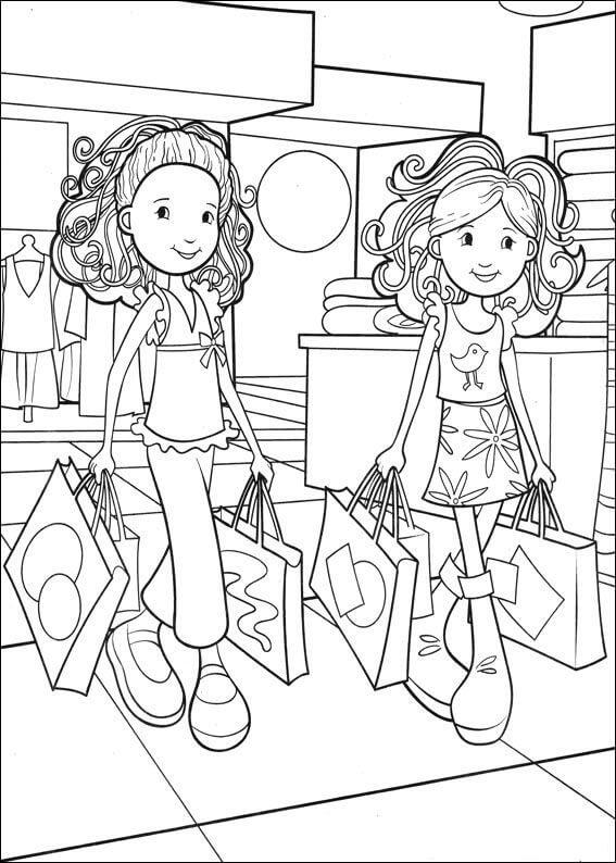 Groovy Girls Go Shopping