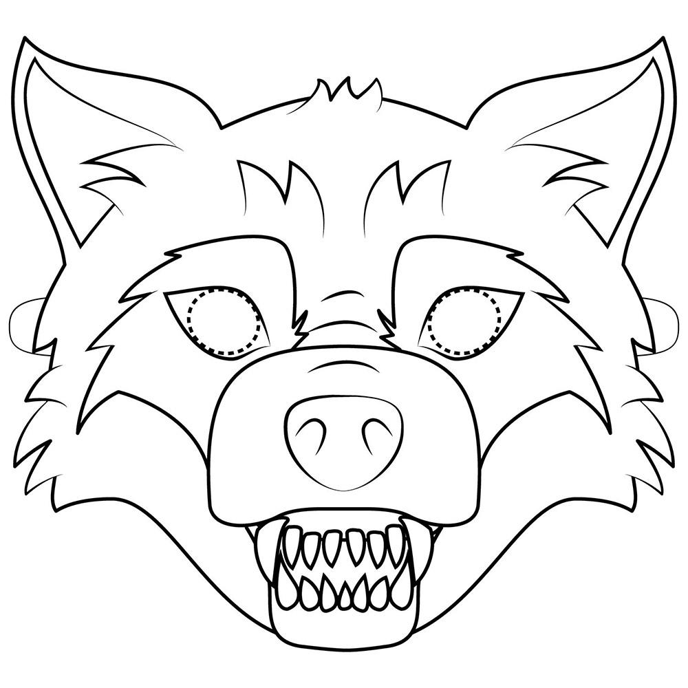 Halloween Mask 2