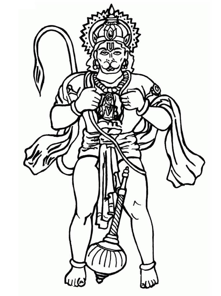 Hanuman Jayanti 2