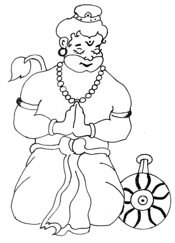 Hanuman Jayanti 4