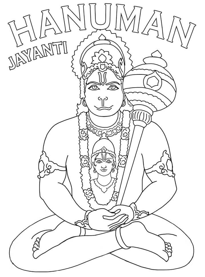Hanuman Jayanti 6