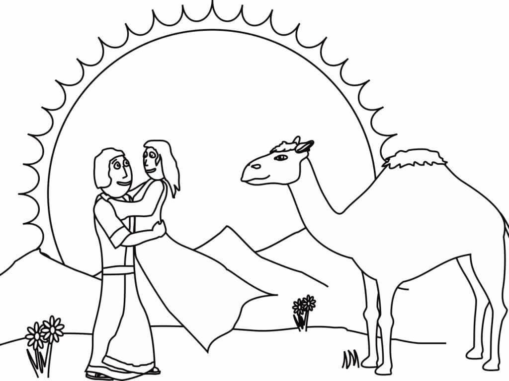 Happy Abraham and Sarah