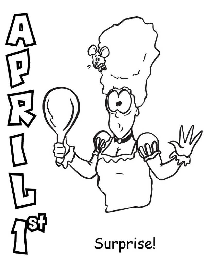 Happy April Fool's Day 2