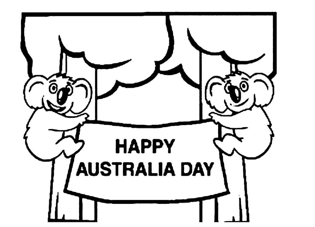 Happy Australia Day 1