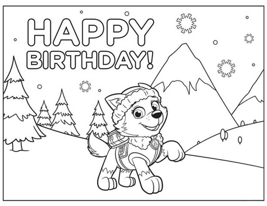 Happy Birthday to Everest