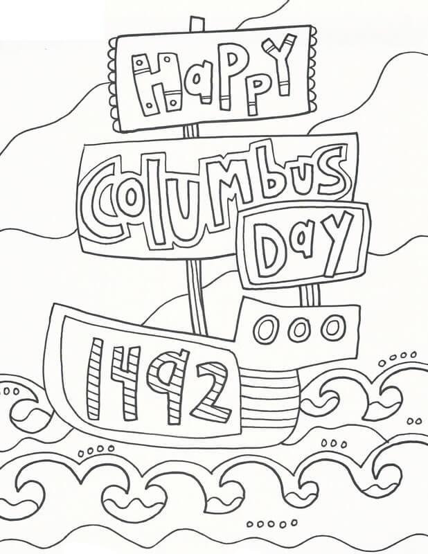 Happy Columbus Day 1