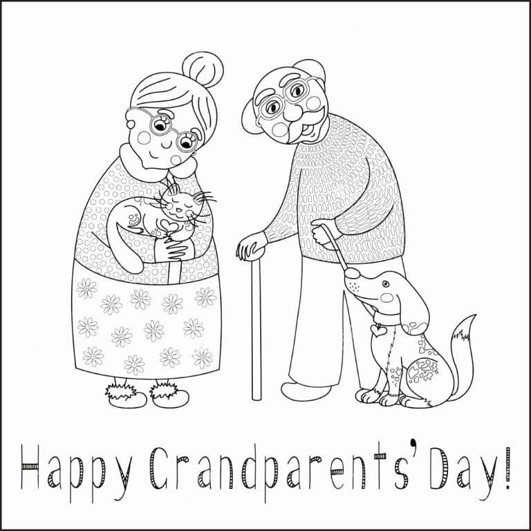 Happy Grandparents Day 1