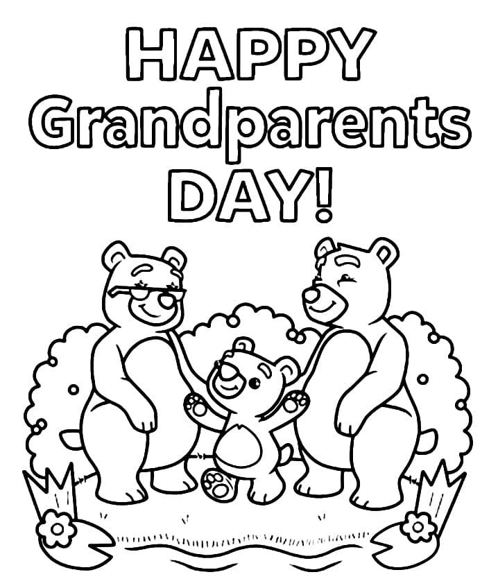 Happy Grandparents Day 3