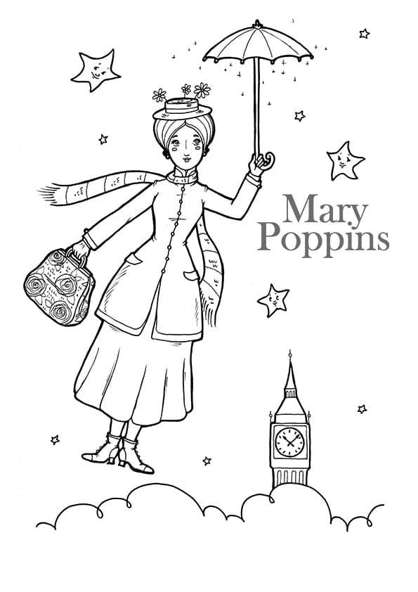 Happy Mary Poppins