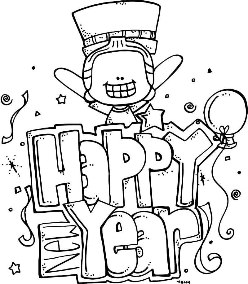 Happy New Year Melonheadz